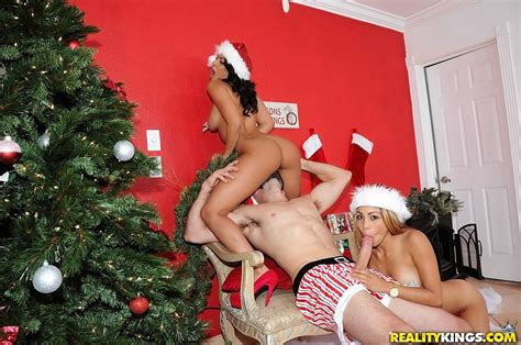 Santas Helper The Official Free Porn Video And Pictures By The Reality Kings