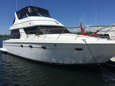 Carver Voyager Boats by Carver Boats Voyager 1999 For Sale For 239 000 Boats