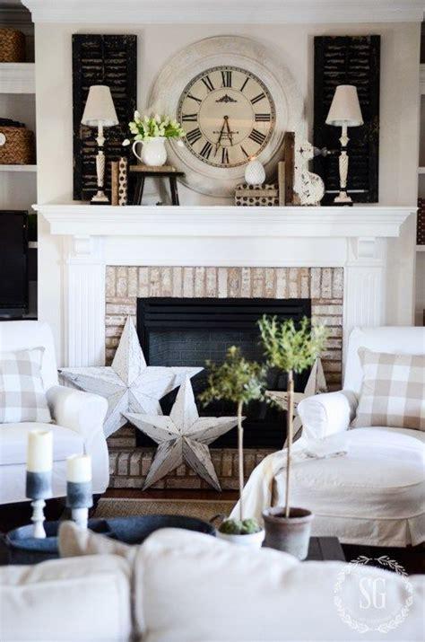 Amazing Best 25 Brick Fireplace Decor Ideas On Pinterest