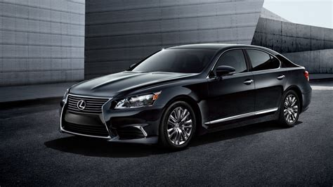 Review Of The 2014 Lexus Ls460