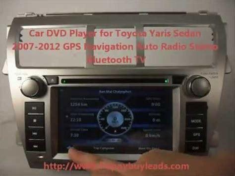 how things work cars 2012 toyota yaris navigation system auto dvd player for toyota yaris sedan 2007 2012 gps navigaiton radio stereo bluetooth tv youtube