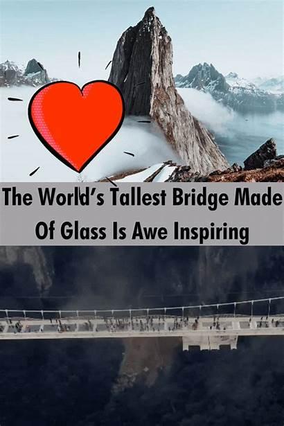 Awe Inspiring Bridge Glass Spotlightstories Wonder