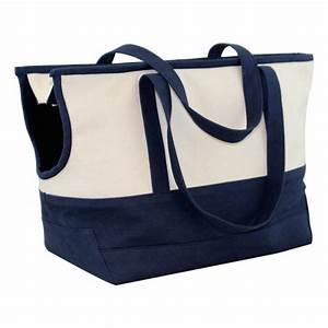 Dog Food Quantity Chart Canvas Pet Carrier Tote