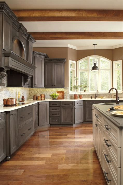 united states kitchen cabinets dark wood traditional