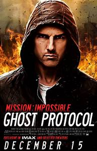 Mission Impossible Ghost Protocol Poster by smrzy on ...