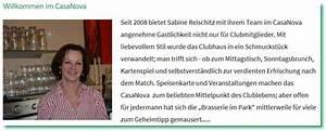 Casa Nova Wiesbaden : casanova schlie t zum btc gr n weiss ~ Eleganceandgraceweddings.com Haus und Dekorationen