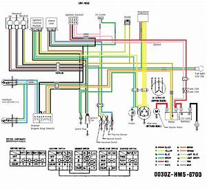 Kawasaki Atv Wiring Diagram Schematic