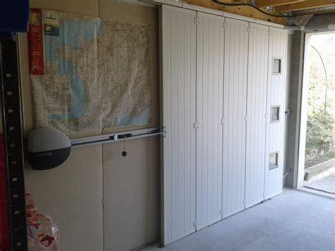 porte de garage coulissante motorisee avec portillon porte de garage lat 233 rale