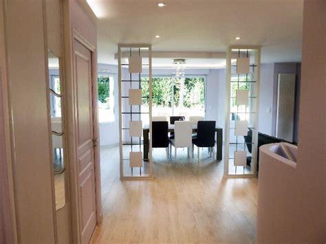 cloison separation cuisine sejour separation cuisine salon vitree maison design bahbe com