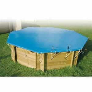 Piscine Bois Ubbink : b che d 39 hivernage pour piscine bois ubbink octogonale ~ Mglfilm.com Idées de Décoration