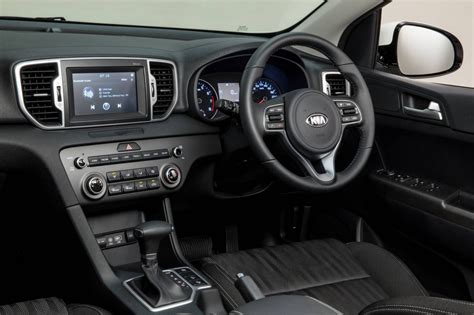 kia sportage 2017 interior kia sportage 2016 interior photos