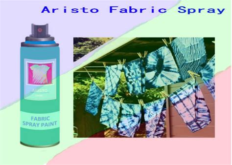 colors fabric spray paint based no toxic virtually