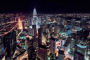 Thinking outside of the Box : Kuala Lumpur from Above