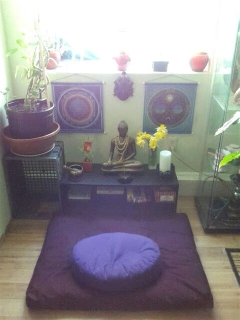 Zen Bedroom Pillow Reviews by My New Meditation Space Alters Where God And I Meet