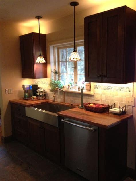 beauty  spalted pecan countertops eclectic