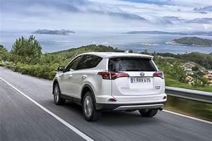 Toyota Rav4 Dynamic Edition : le toyota rav4 hybride donne ses tarifs ~ Maxctalentgroup.com Avis de Voitures