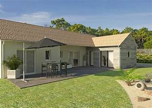 Extension de maison traditionnelle pour agrandir sa maison for Agrandissement maison en l