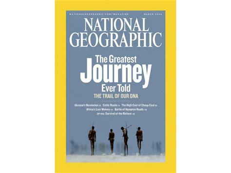 A Look Back At National Geographic's Best Covers