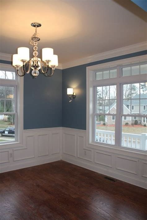 dining room and formal living room color labrador blue by
