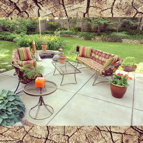 vintage homecrest patio table 57 best images about homecrest vintage wire on