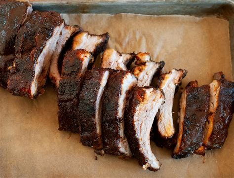 Refrigerate for 6 hours then rinse with cold water and discard brine. Coffee-Rubbed Baby Back Ribs Recipe | Goop