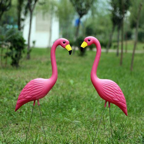 Rosa Flamingo Gartenkaufen Billigrosa Flamingo Garten