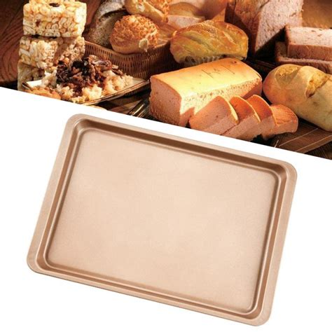baking pan sheet rimmed clean stick non roasting carbon steel easy meat quality durable nonstick eco friendly