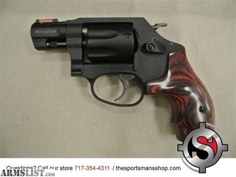 Smith & Wesson 351pd 22 Magnum