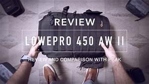 peak design backpack vs lowepro lowepro protactic 450 aw ii review vs peak design everyday