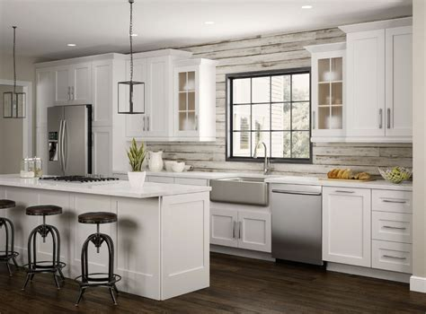newport oven cabinets  pacific white kitchen