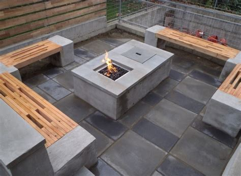 outdoor concrete benches designs picture pixelmari