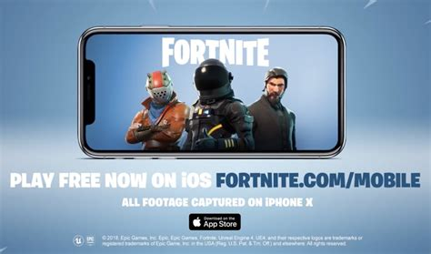 epic news you no longer need an invite to play fortnite mobile on iphone or