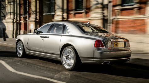 Review Rolls Royce Ghost by Rolls Royce Ghost Review Top Gear