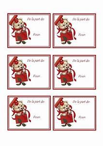 étiquettes De Noel à Imprimer : promenade dans le jardin de reinette page 9 ~ Melissatoandfro.com Idées de Décoration