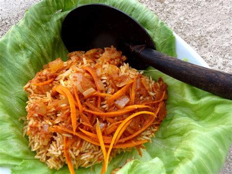 cuisine arabie saoudite recette du madghout d 39 arabie saoudite