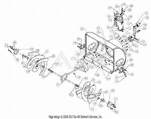 Mtd 31ae753f190 Snow Boss 950 St  1998  Parts Diagram For