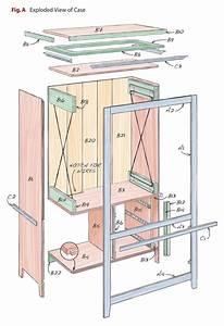 PDF Plans Plans Computer Armoire Download DIY plan lift