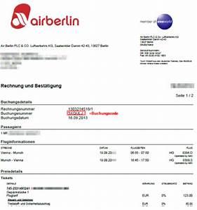 Stornierung Rechnung : buchungscode finden leicht gemacht fairplane ~ Themetempest.com Abrechnung