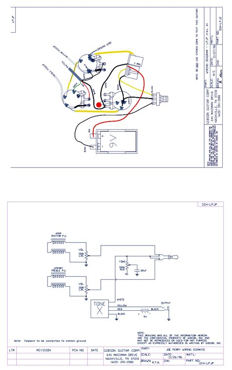 Epiphone Sg Special Wiring Diagram by Original Gibson Epiphone Guitar Wirirng Diagrams