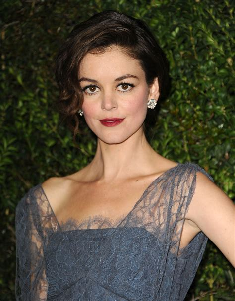 Nora Zehetner | See the Stars' Gorgeous Beauty Looks at the Oscars Preparties ...