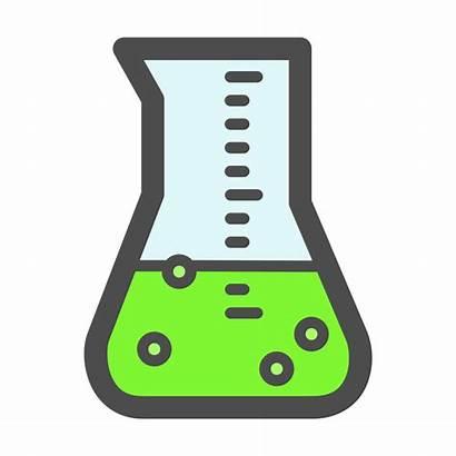 Science Clip Beaker Clipart Scientist Onlinelabels Openclipart