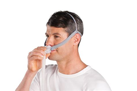 cpap nasal pillows resmed airfit p10 nasal pillow cpap mask with headgear
