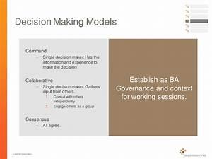 Iiba Facilitation Skills For Business Analysis V3