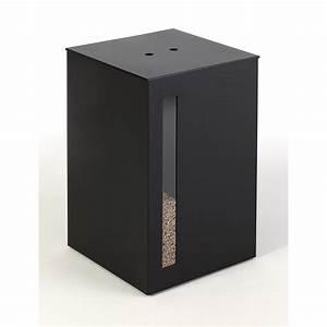 Adaptateur Granule Pour Insert : coffre pellet ~ Dailycaller-alerts.com Idées de Décoration