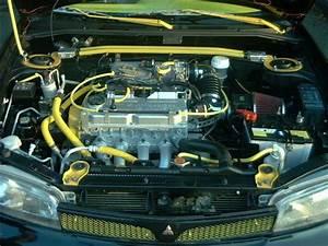 Thuggedoutfreddy 2001 Mitsubishi Mirage Specs  Photos  Modification Info At Cardomain