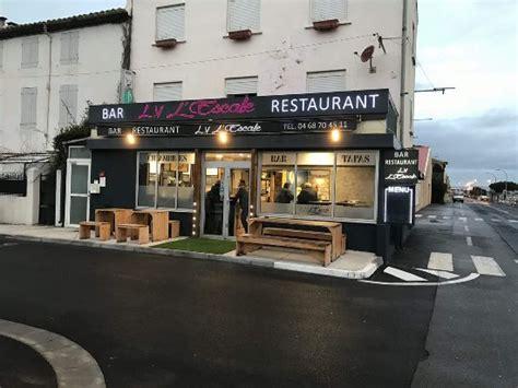 LV L'ESCALE, Port La Nouvelle - Restaurant Avis, Numéro de ...