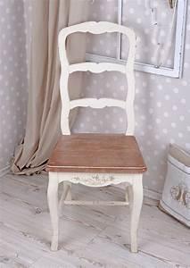 Stuhl Vintage Shabby : vintage holzstuhl franz sischer landhausstil stuhl shabby chic esszimmerstuhl ebay ~ Orissabook.com Haus und Dekorationen