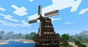 Windmill – Minecraft Building Inc