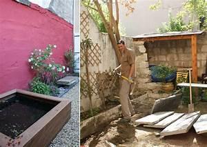 creation amenagement jardin ville avignon par bao garden With amenagement d un petit jardin de ville 0 amenagement jardin de ville avec bassin marseille
