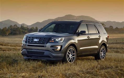 ford explorer sport design features specs price
